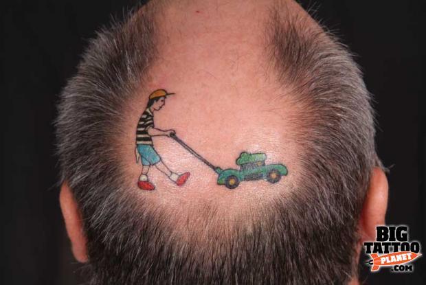 Brendan Mudd Colour Tattoo Big Tattoo Planet