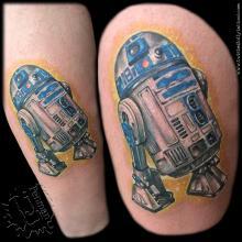 Lj Penman Tattoo Artist Big Tattoo Planet