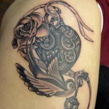 Aces High Tattoo Studio Art and Design