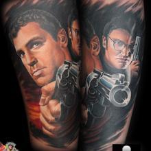 Randy Engelhard - Tattoo | Big Tattoo Planet