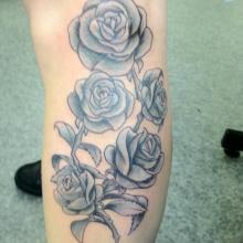 Mr Lee Black And Grey Tattoo Big Tattoo Planet