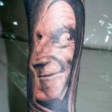 Shawn Lindgren - Colour Tattoo | Big Tattoo Planet