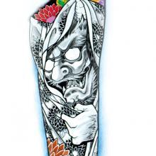 kore flatmo silky fly catcher colour tattoo big planet