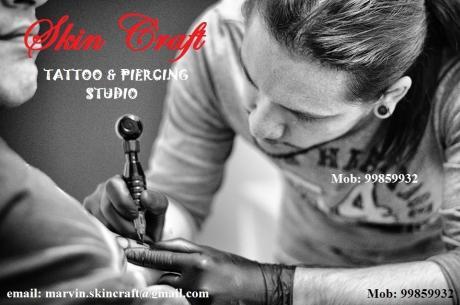 skin craft piercing studio piercing