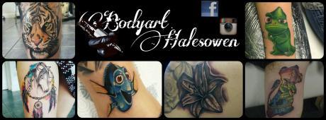 Bodyart Halesowen Tattoo Studio