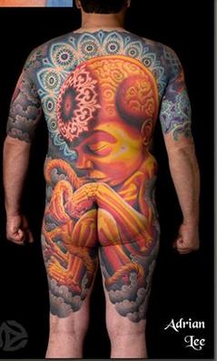 Adrian Lee - Tattoo Artist | Big Tattoo Planet