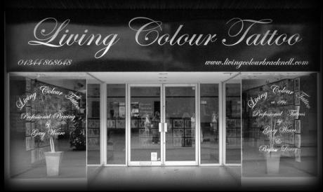 Living Colour Tattoo Studio Tattoo Studio
