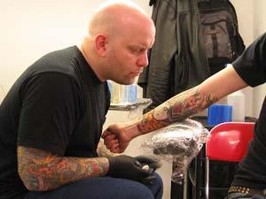 Tattoo Removal Process >> Troy Denning - Tattoo Artist | Big Tattoo Planet
