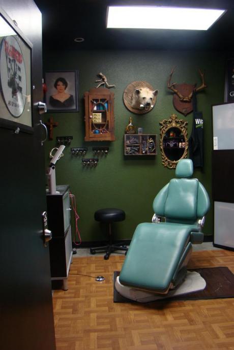 Paragon Tattoo Tattoo Studio