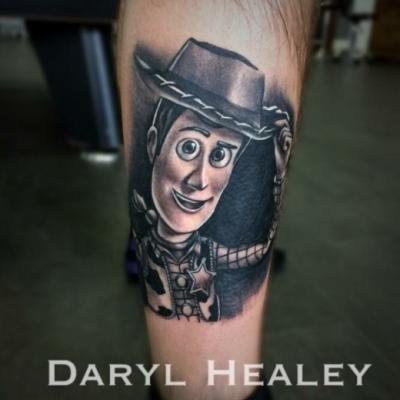 Rob Terry Tattoo