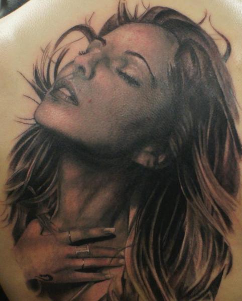f5cba4854 Jay Abbott. Artist Status: Working Tattoo Artist