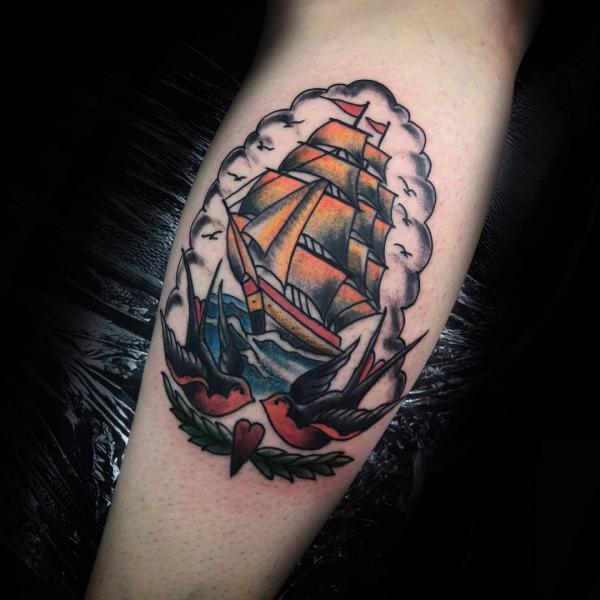 Jimmy Galan Tattoo Artist Big Tattoo Planet