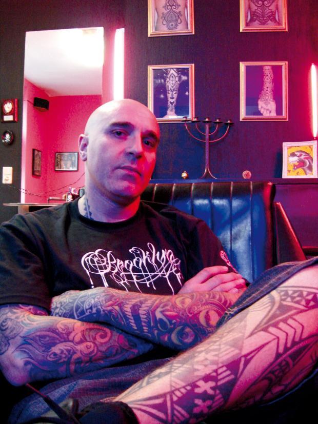 64e8db428 Dan Dimattia - Artist Interview   Big Tattoo Planet