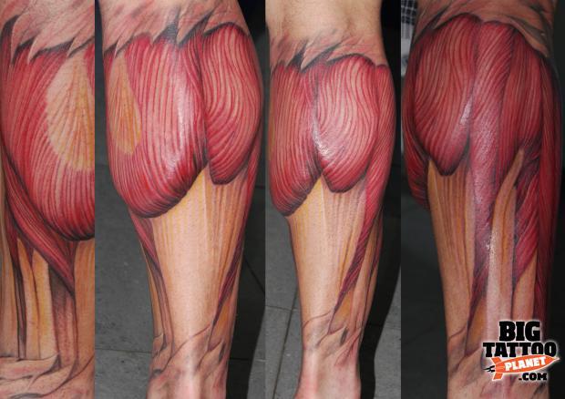 Silvercrane Custom Tattoos Colour Tattoo Big Tattoo Planet - Tattoo-gemelos