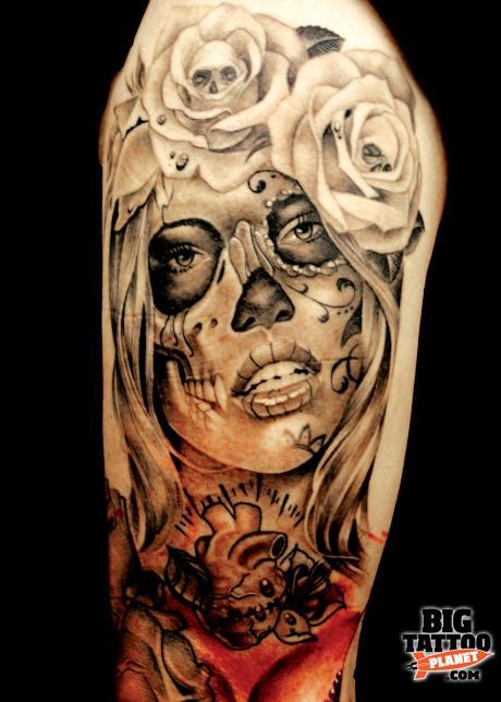 Celebrity Skin - Tatu Baby - Celebrity Skin   Big Tattoo Planet