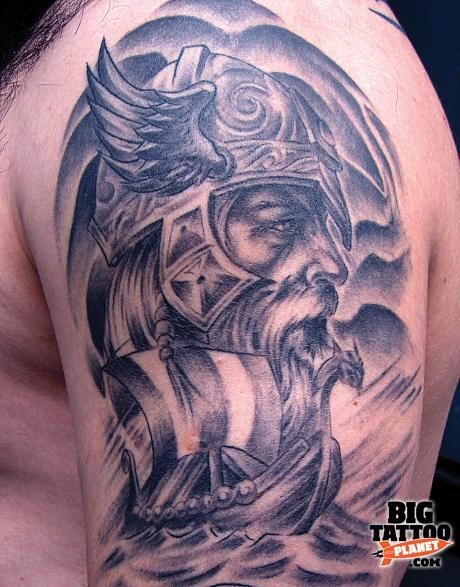 Rock N Roll Tattoo Glasgow Black And Grey Tattoo Big Tattoo Planet