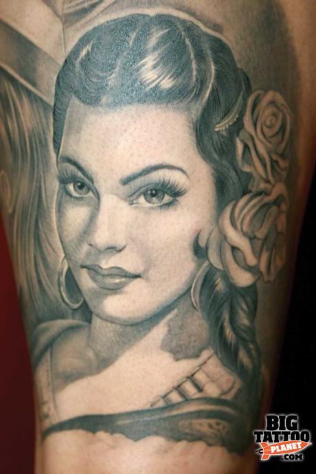 Milan Convention '09 - Black and Grey Tattoo | Big Tattoo ...