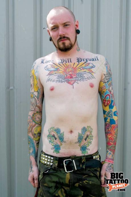 Download Festival 2008 - Colour Tattoo | Big Tattoo Planet