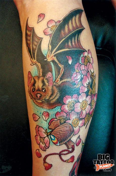 Jack mosher body armor tattoo colour tattoo big for Tattoo artists kalamazoo mi