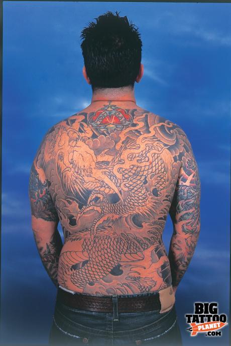Chris Nunez Miami Ink Colour Tattoo Big Tattoo Planet